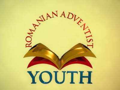 London Romanian Adventist Youth Logo animation